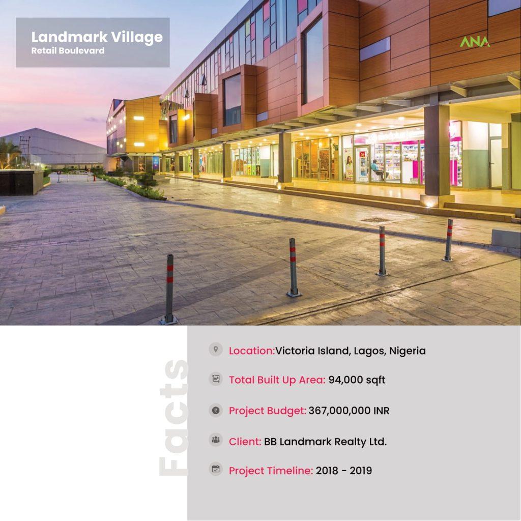 Landmark Retail Boulevard