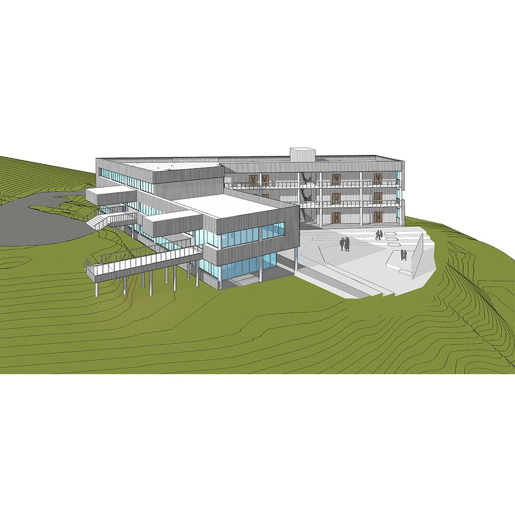 BGSBU Nursing College and Hostel