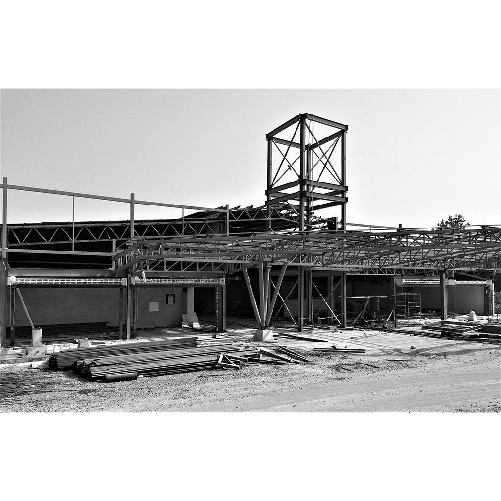 Calabar Shopping Mall Construction