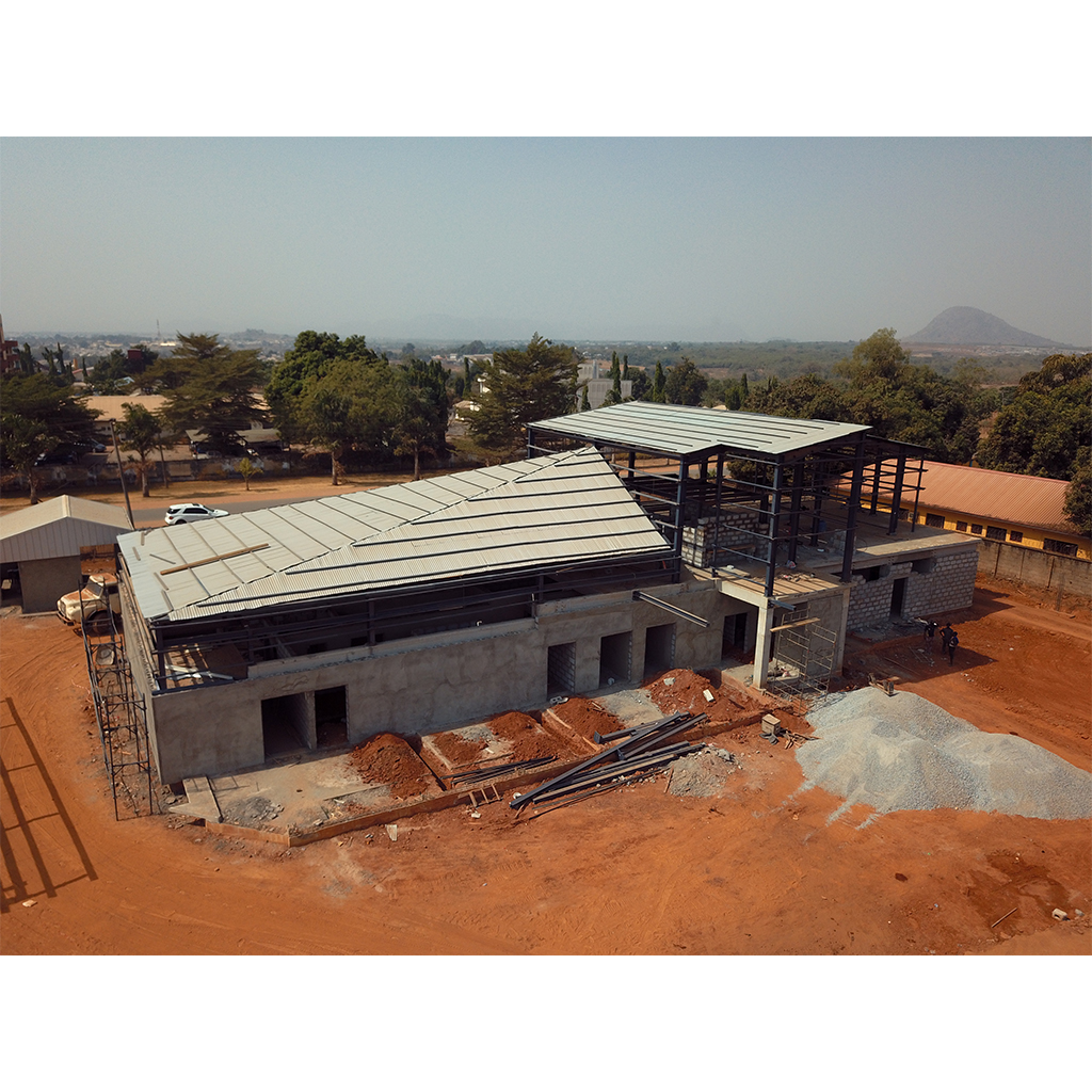 Cam Dairies Industry Construction