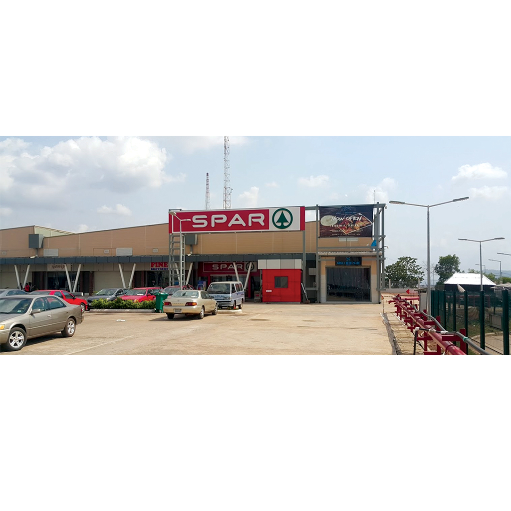 Enugu Shopping Mall Nigeria Africa