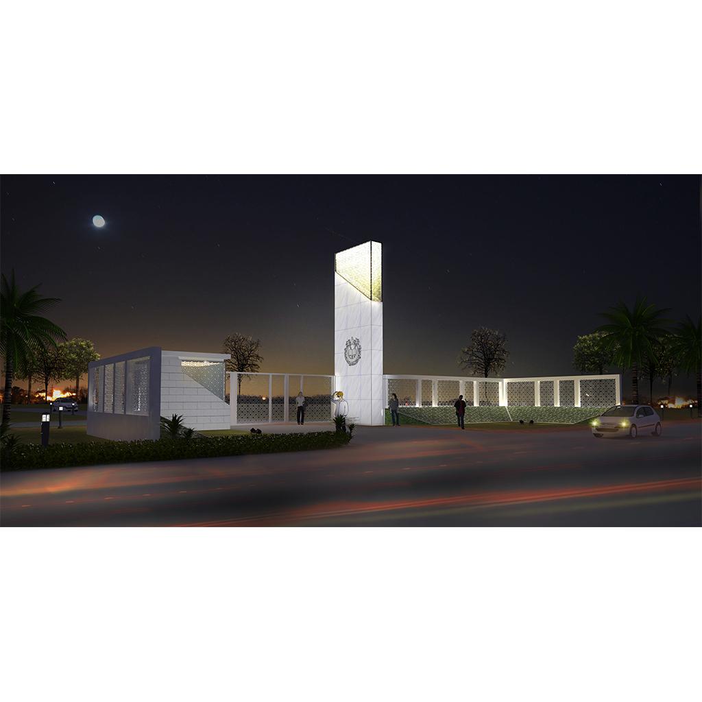 Jamia Milia Islamia Landscape & Interiors