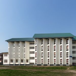 Kashmir University Zakura Campus