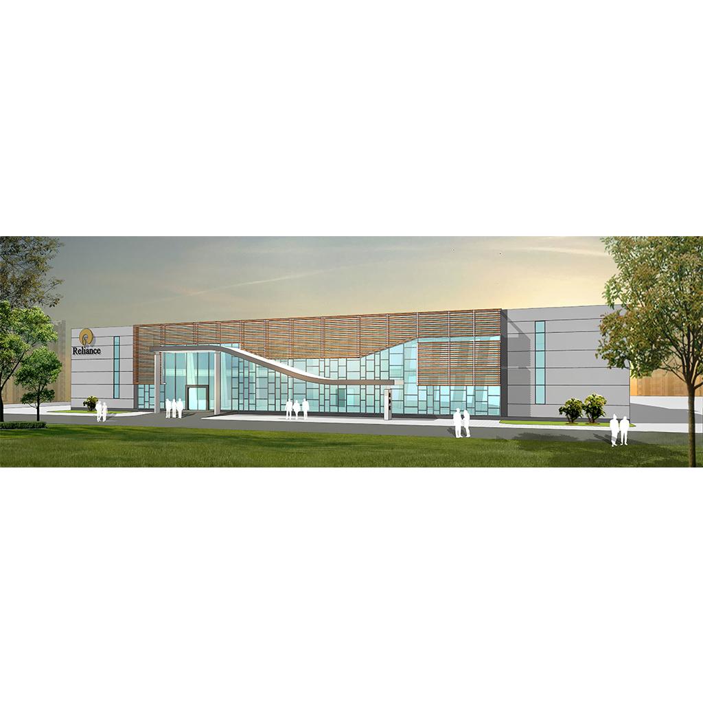 reliance advance development centre halol