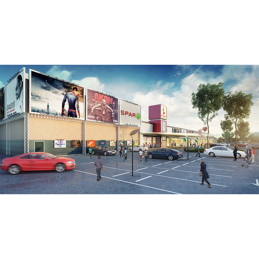 Calabar Shopping Mall Nigeria Africa
