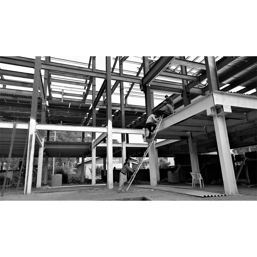 Kashmir University Law Faculty Building Construction