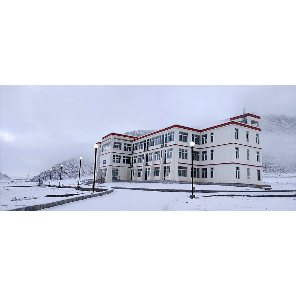 Leh Satellite Campus Kashmir University