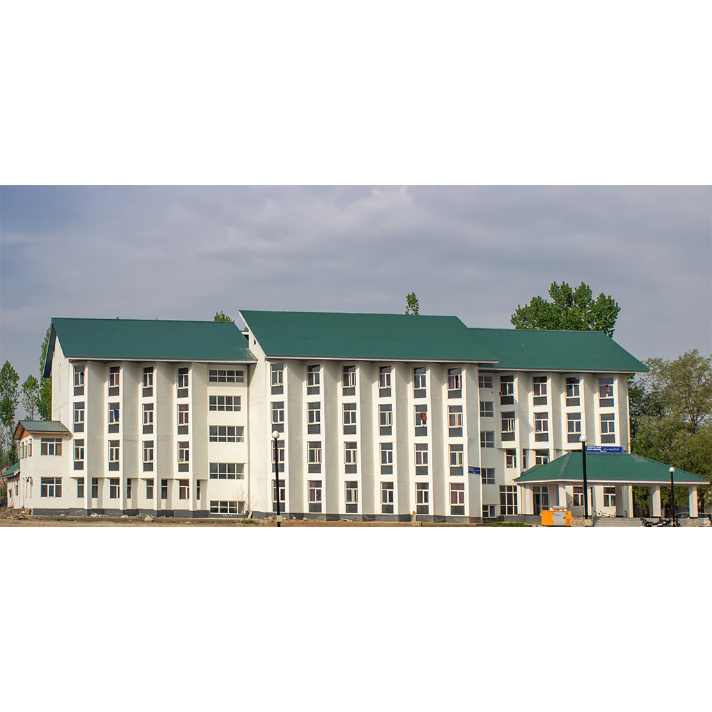Kashmir University Zakura Campus