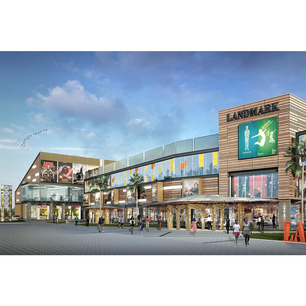 Landmark Retail Boulevard Victoria Island Nigeria