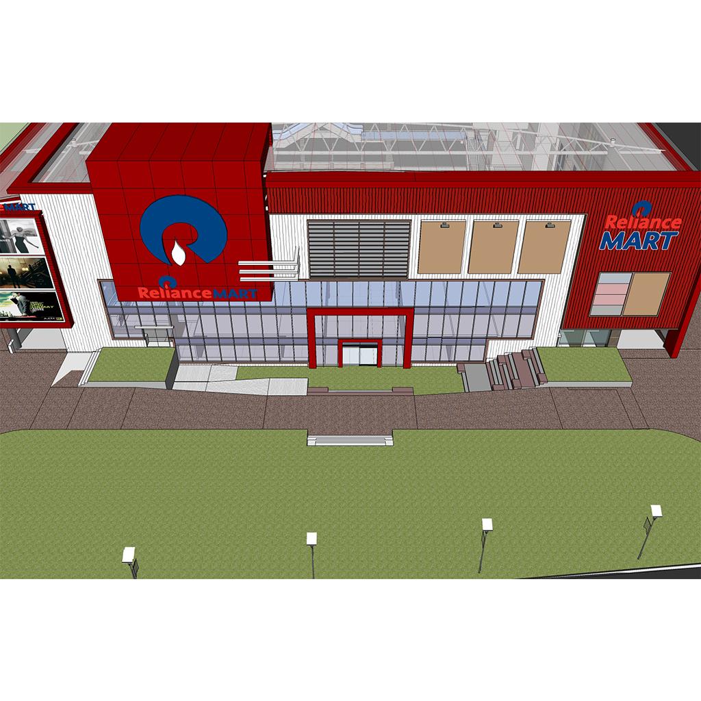 Reliance Retail Hypermall Bhilwara