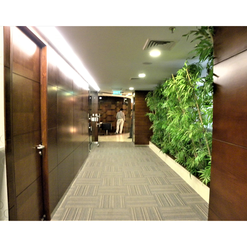 Bharti Realty Limited Office Interiors