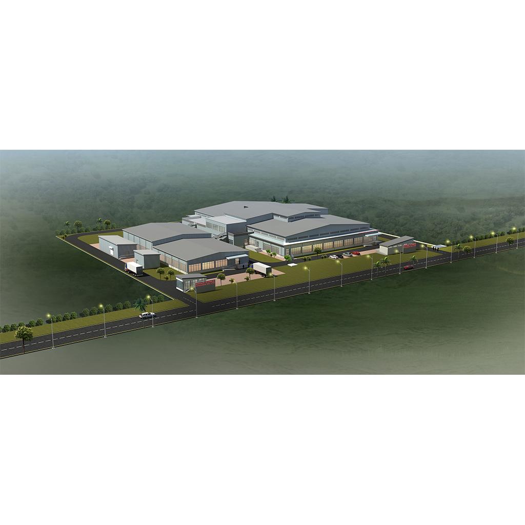 Delta BioPharma Plant and WarehouseDelta BioPharma Plant and Warehouse